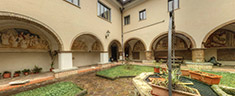 Immagine del virtual tour 'Convento Colle Sant'Angelo '